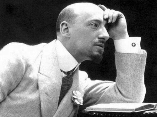 FONTE: IL SALTO DELLE QUAGLIA – Gabriele D'Annunzio, il vate