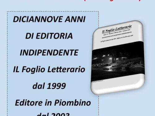 Se non sei intellettuale, leggi Il Foglio Letterario! www.ilfoglioletterario.it